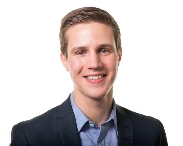 Rasmus Corlin Christensen , maj 2017